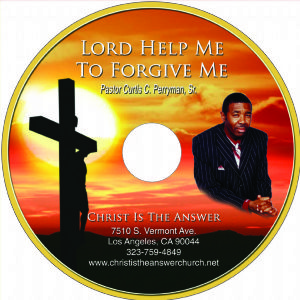 Lord Help Me to Forgive Me