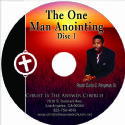 The One Man Anointing Series