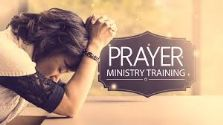 Intercessory Prayer Training Class Dec. 3, 2014